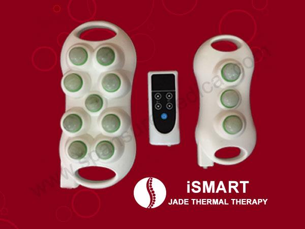 ISMART-thermal masssage bed,spansuremedical.com