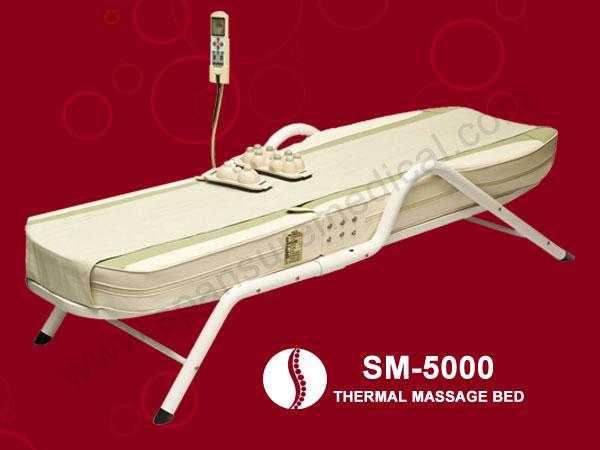 SM-5000-thermal-massage-bed,spansuremedical.com