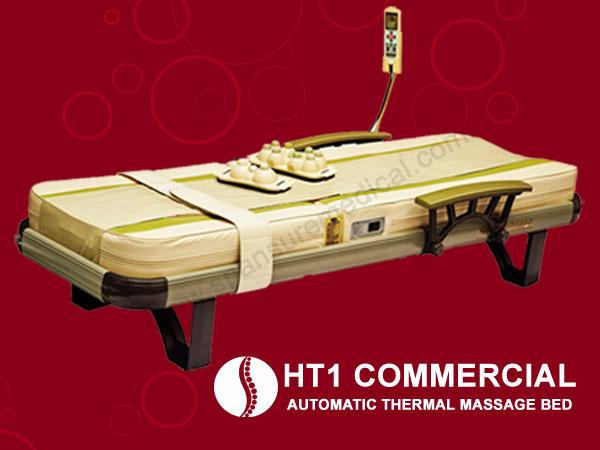 ht2 thermal massage beds, spansuremedical.com