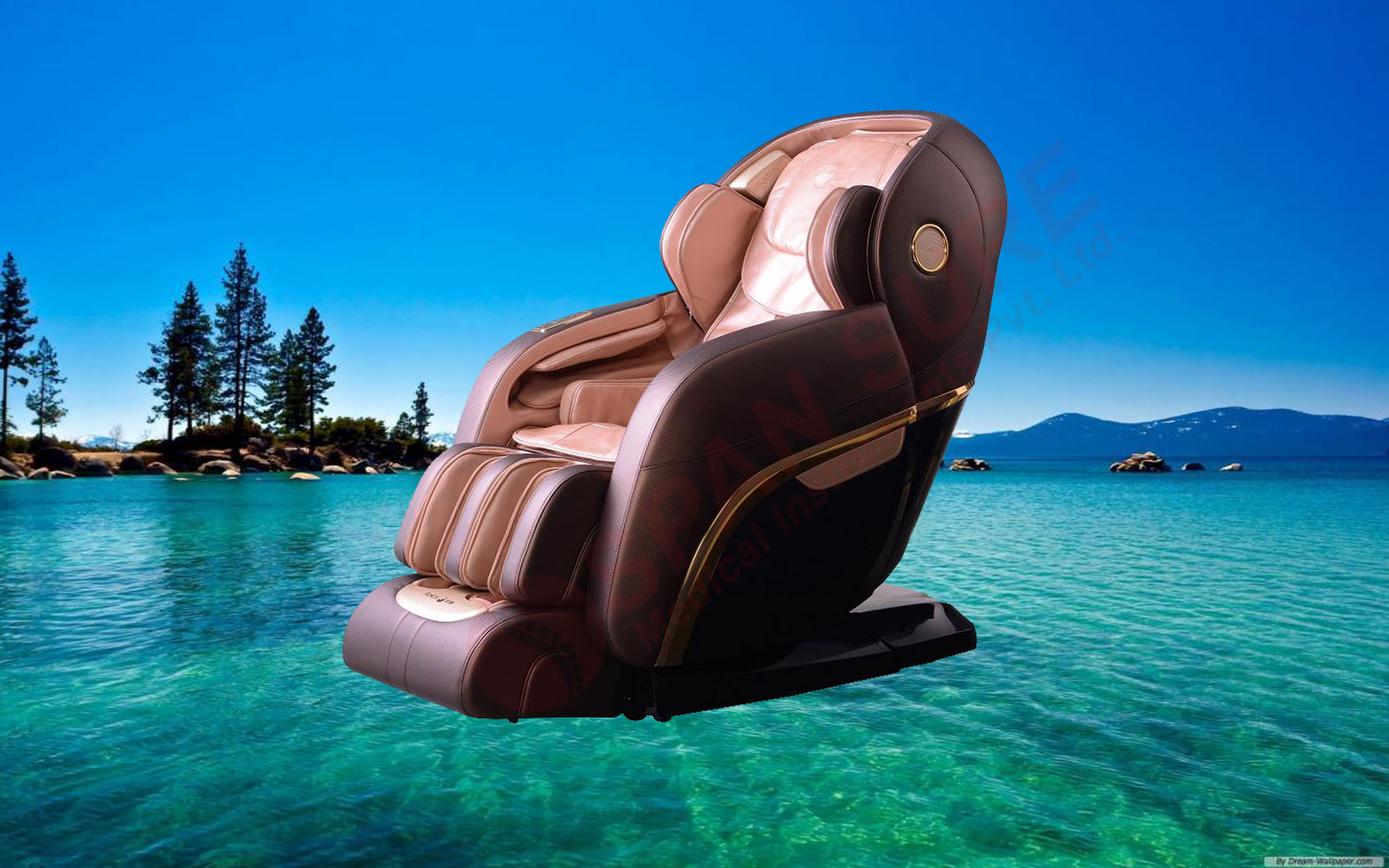 4D Massage Chair